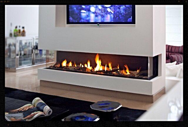The Fireplace Den